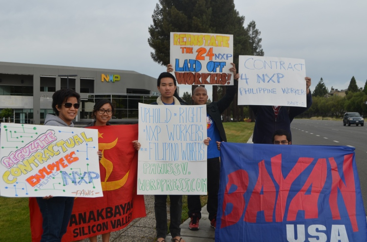 Support NXP Workers in the Philippines
