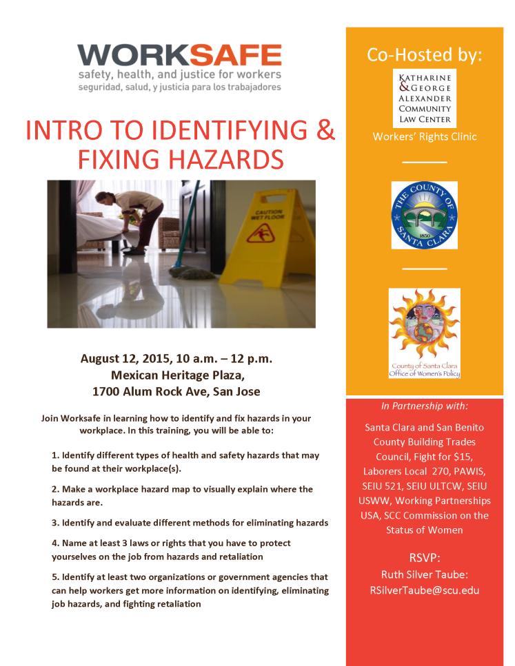 Health&Safety&OSHAtraining