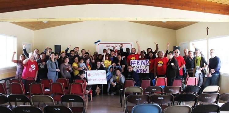 Santa Clara County Wage Theft Coalition