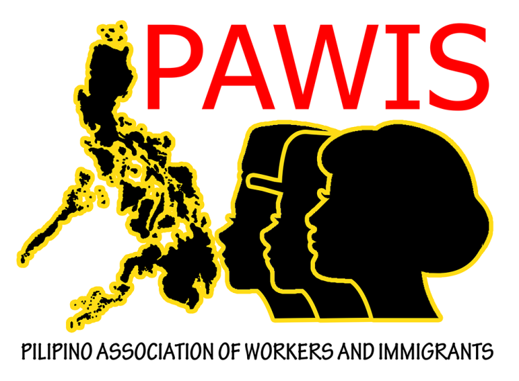 pawis flag small